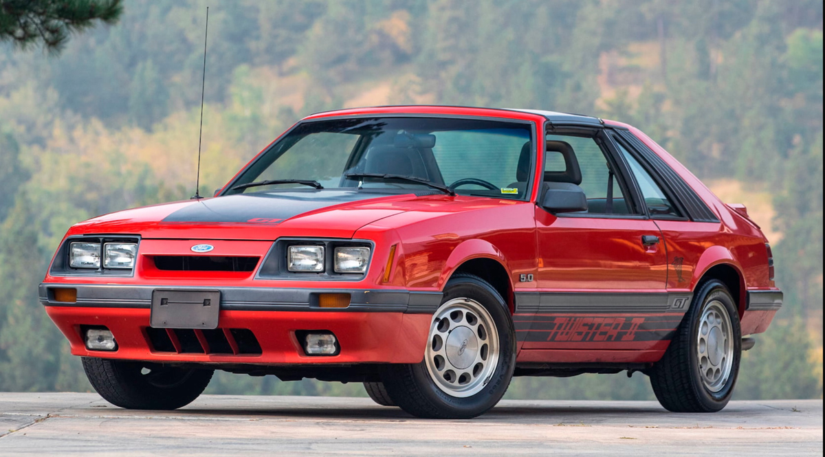 1985 Ford Mustang GT Twister II (LOT 115)