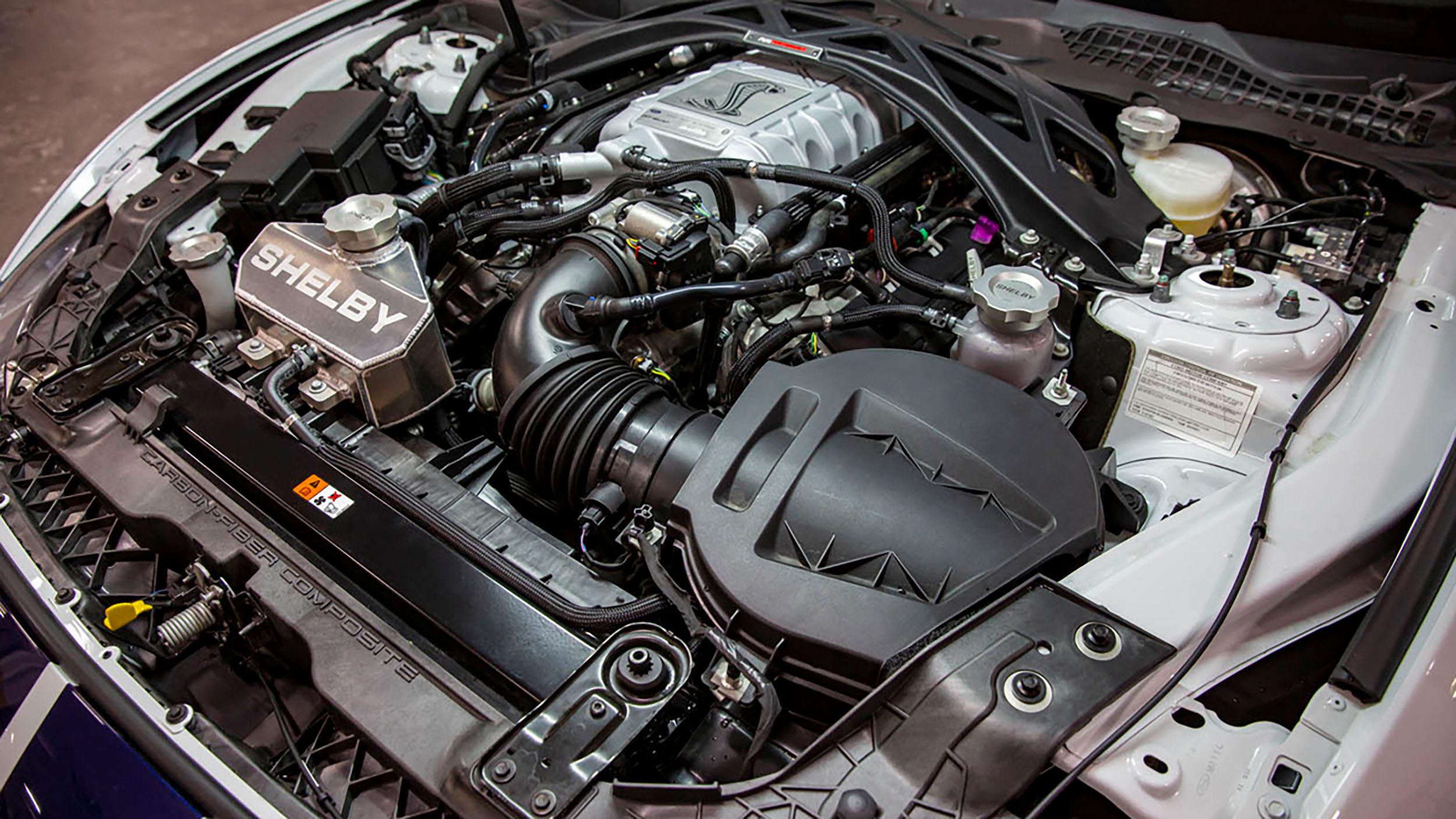 2021 Shelby GT500SE?
