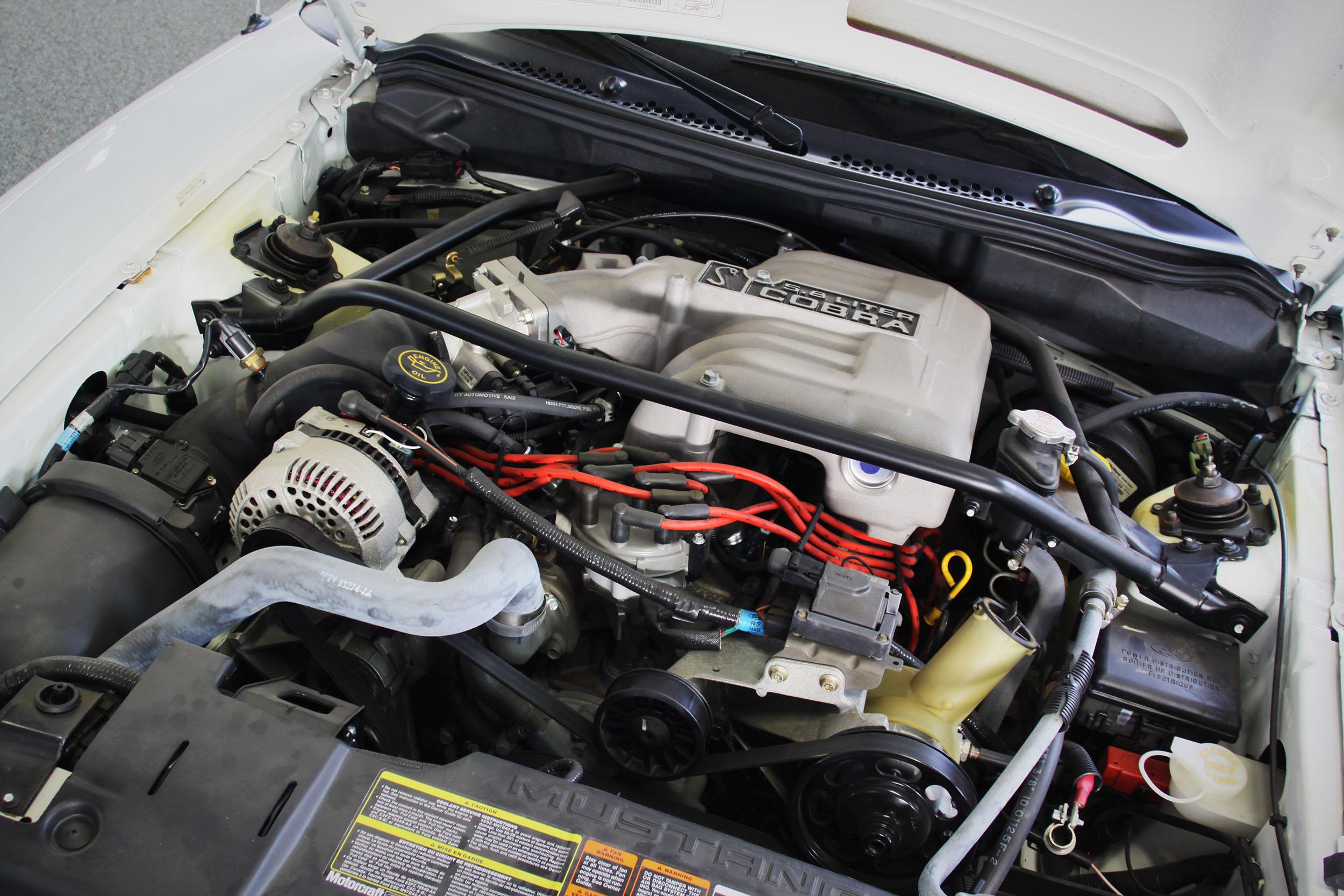 1995 Cobre  engine