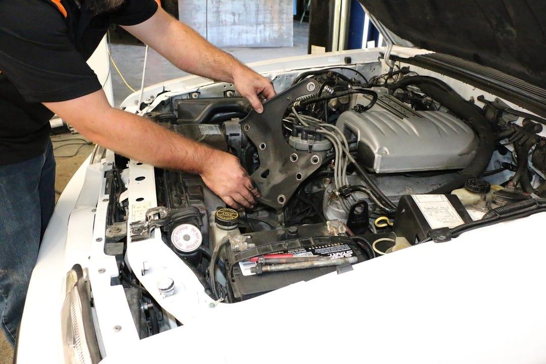 removing black compressor brakes