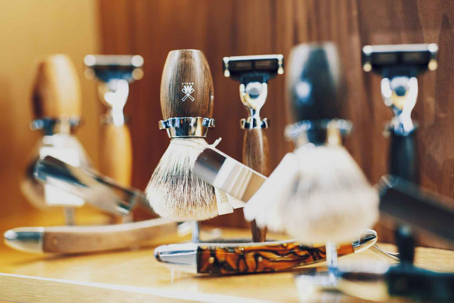 Shaving Strait Razors, Shaving Brushes, Traditional Shaving Techniques