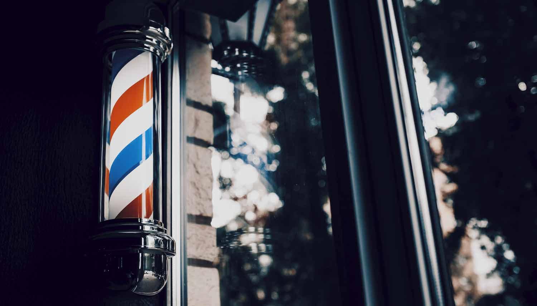 The Barbershop Pole