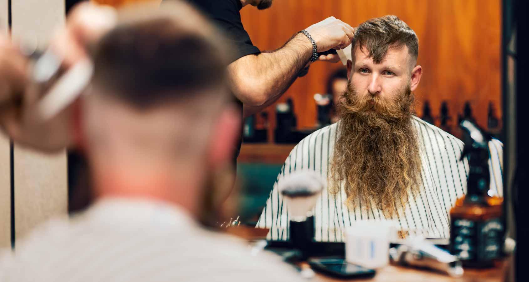 Man With Great Beard