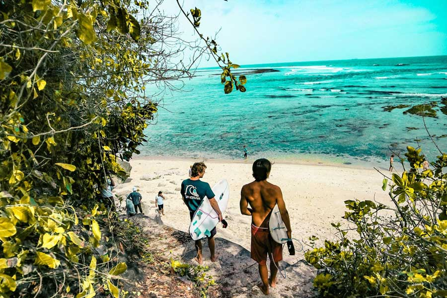 Win a Trip to Bali with Barber industries