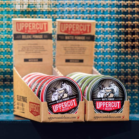 Hair Styling Products by Uppercut Deluxe