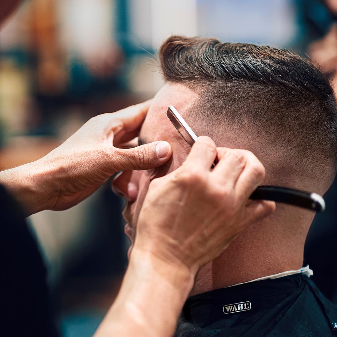 bespoke barber service