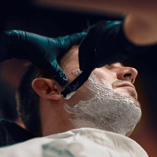 WHY OUR TRADITIONAL HOT TOWEL SHAVE IS SO DAMN GOOD