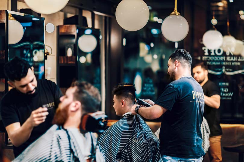Newcastle's Best Barbers