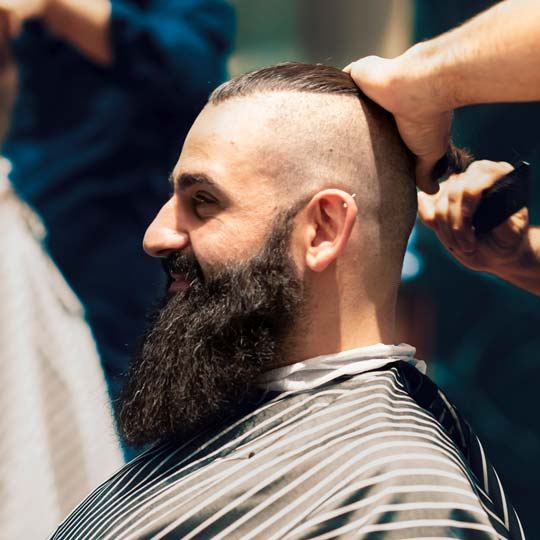 The best barbers in Newcastle and beard maintenance