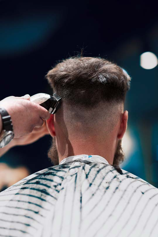 Maitland's best barbers talk face shapes and hairstyles