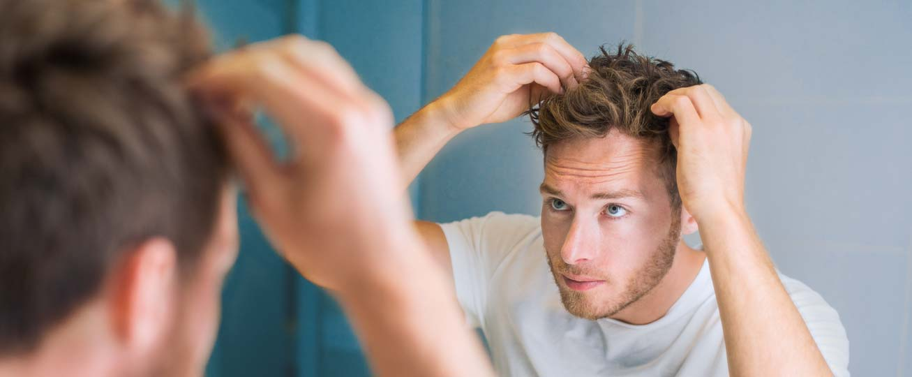 hairstyles that compliment a receding hairline