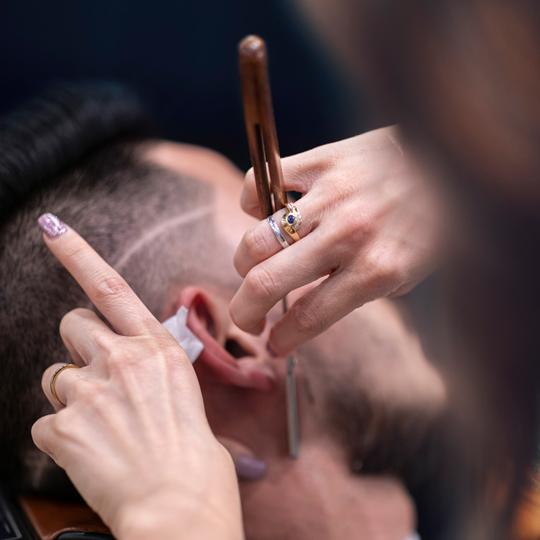 The Best Barbers in Sydney talk life hacks for modern men.