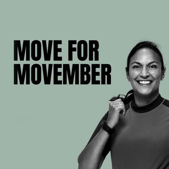 Move for Movember