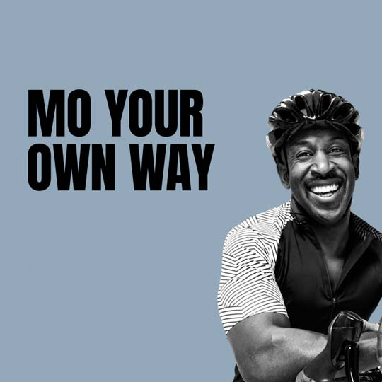 Mo your own way for Movember