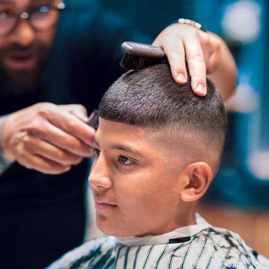 New barbershop in Westfield Tuggerah