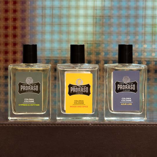 Cologne makes for a great Christmas gift for men