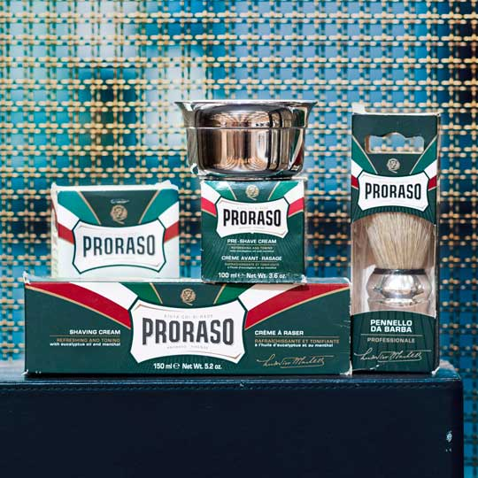 Proraso gifts for the gentleman