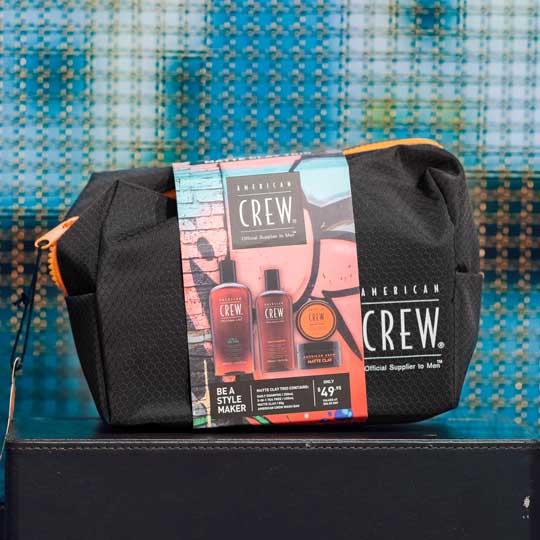 American Crew Gift Packs
