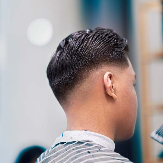 Sydney's Best Barbers - Low fade hairstyle