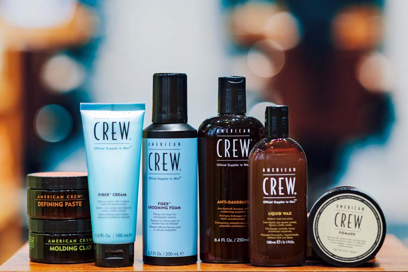 Styling products recommended by Wollongong's best barbers
