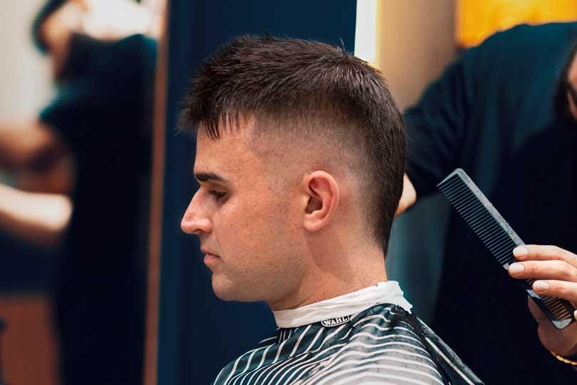 Men's hairstyles - Mohawk