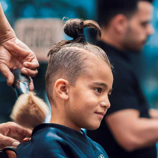 The best haircuts for young boys