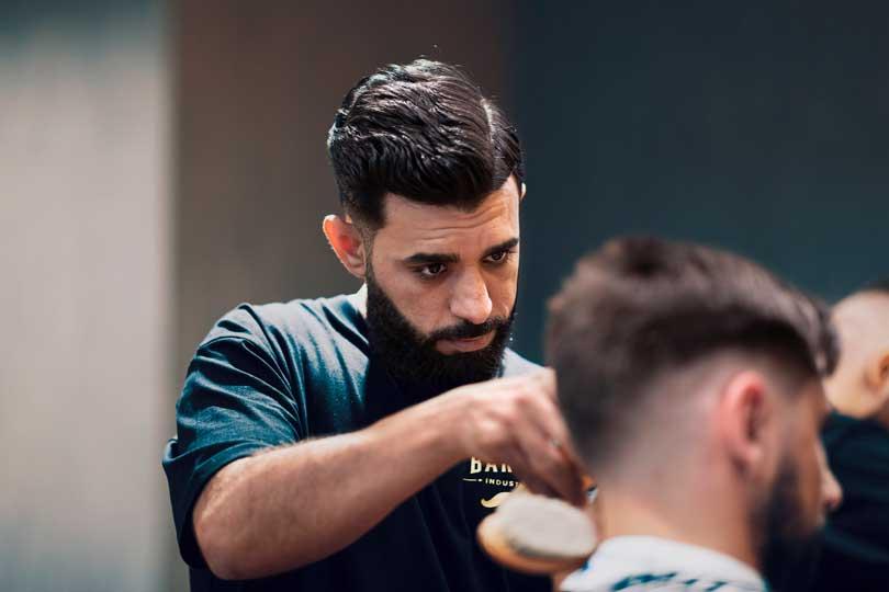 Perth's Master Barbers