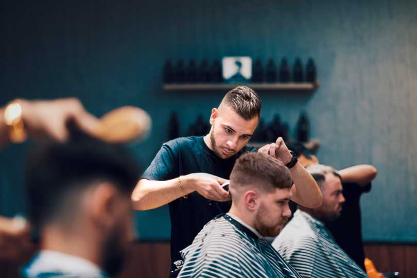 Who are the best barbers in Perth?