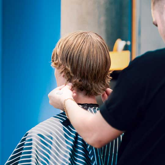 Long hair growing tips with Newcastle's best barbers