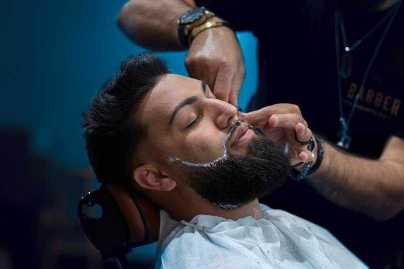 Beard growing with the best barbers in Lake Macquarie