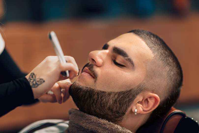 Beard growing with the best barbers in Morisset