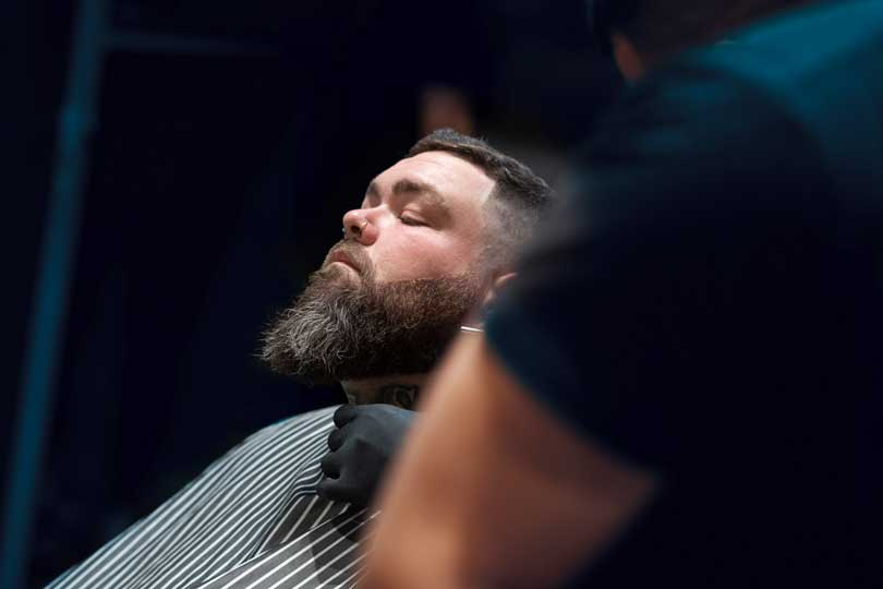 Beard growing tips with Lake Mac's best barbers