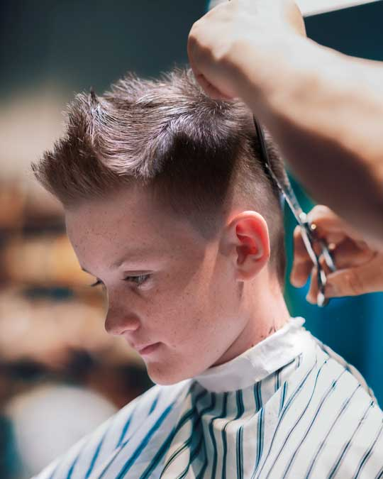 Sydney's best barbers talk mullet hairstyles and sport stars