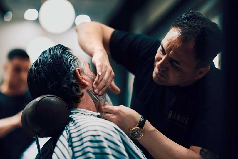 Beard Sculpting with the Best Barber in Wollongong
