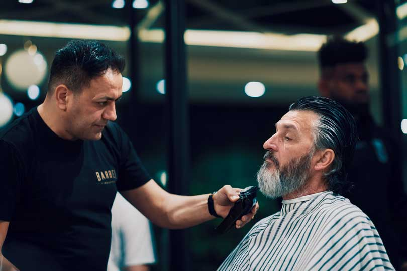 Beard Line Up with the Best Barber in Wollongong