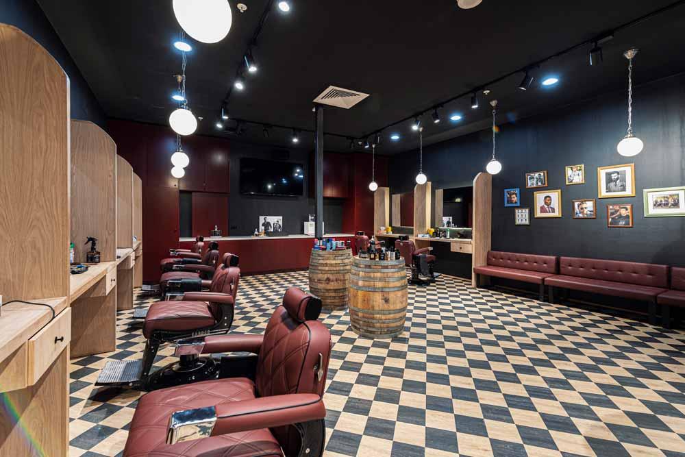 New Barber Shop In Tamworth