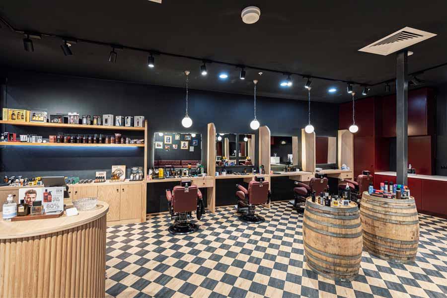 New BarberShop In Tamworth Square
