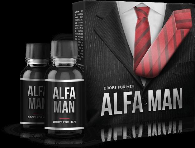 6. Thuốc tăng sinh lí giá rẻ Alfa Man