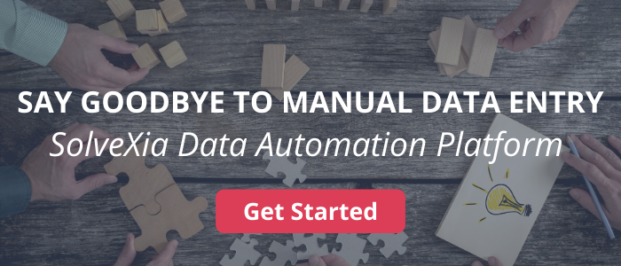 Say Goodbye to Manual Data Entry