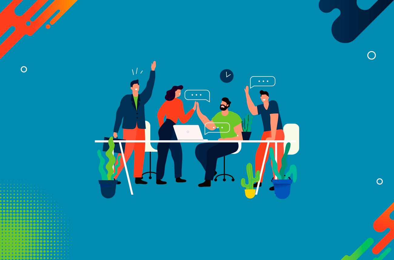 Agilidade na prática: como criar equipes eficientes