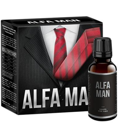 6. Thuốc giúp chơi lâu ra giá rẻ Alfa Man