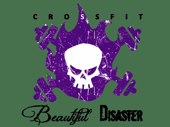 CrossFit Beautiful Disaster Logo