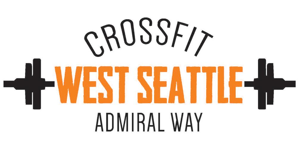 CrossFit West Seattle Logo