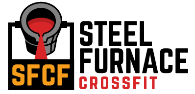 Steel Furnace CrossFit Logo