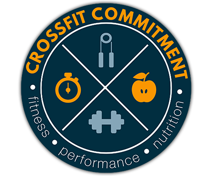 CrossFit Commitment Logo