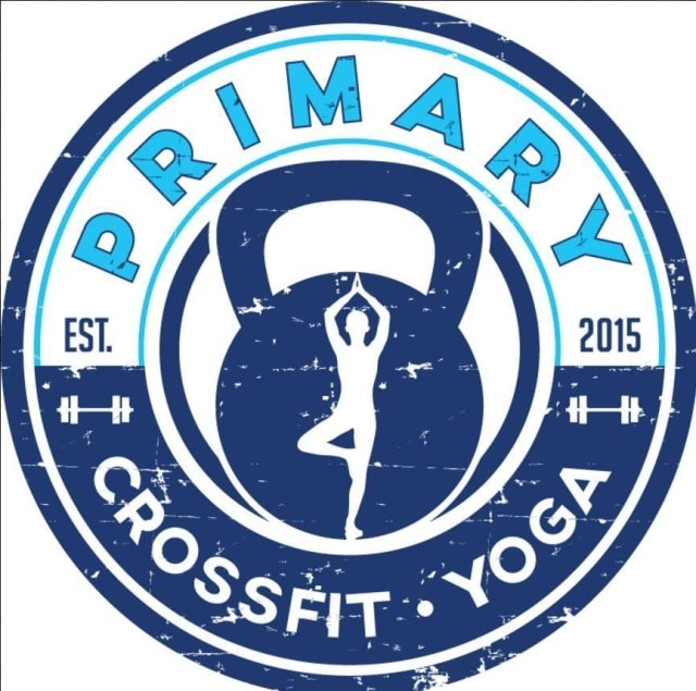 Primary CrossFit & Yoga Logo