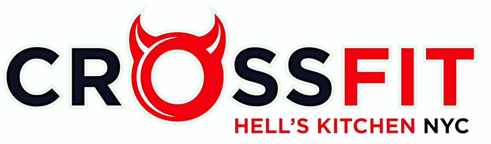 CrossFit Hell's Kitchen NYC Logo