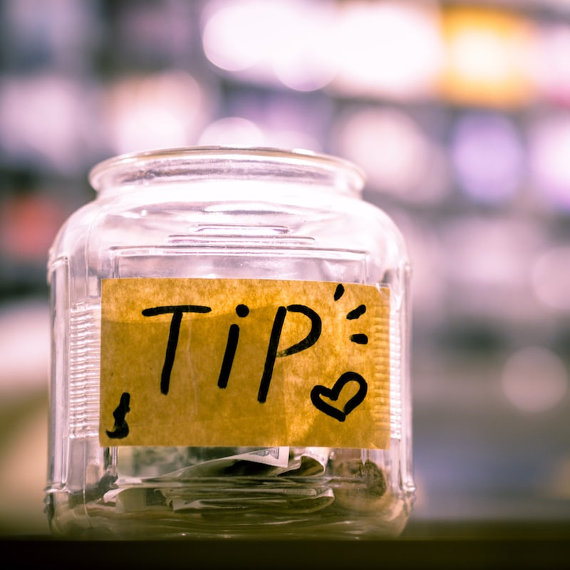 GTA Talents - Article - How to Tip in Canada