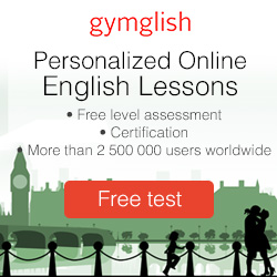 Online Enlish Lessons: Get 7 days free with Gymglish and BC Talents