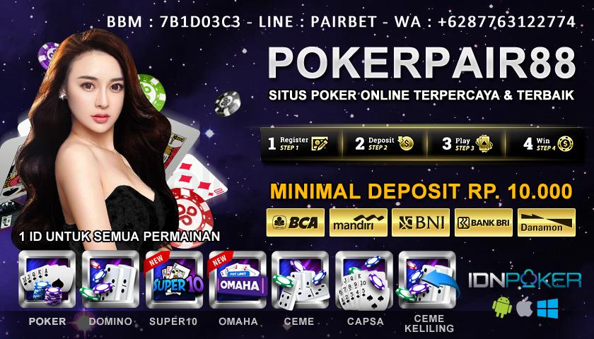 Main Di Situs Agen Judi Poker Online Terpercaya Menang Berapapun Pasti Dibayar